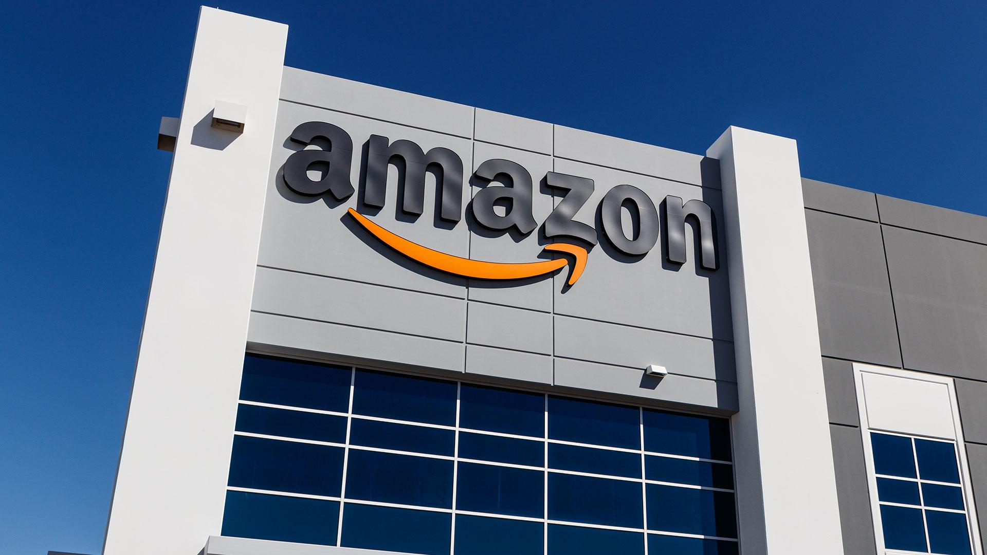 Sælg globalt på Amazon